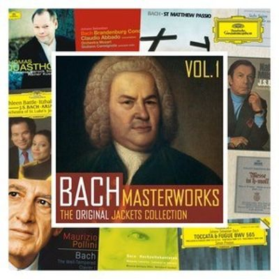 Bach Masterworks: The Original Jackets Collection, Vol. 1