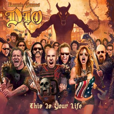 Ronnie James Dio : this is your life.