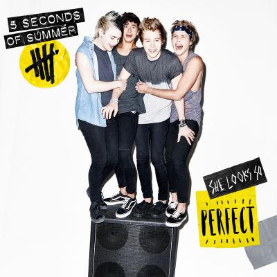 She Looks so Perfect Cover She Looks so Perfect ep