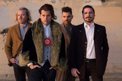 Rival Sons Singer Rival Sons