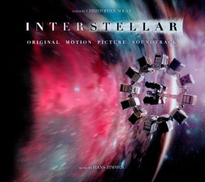 Interstellar Original Motion Picture Soundtrack Hans