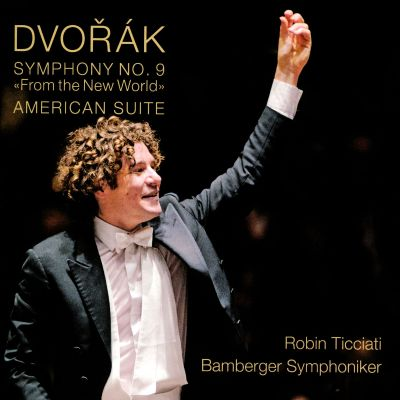 "Dvorák: Symphony No. 9 ""From the New World""; American Suite"