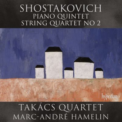 Shostakovich: Piano Quintet; String Quartet No. 2