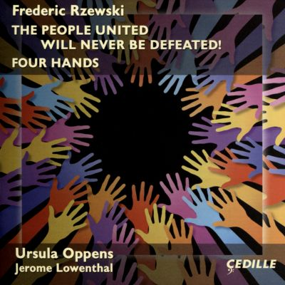 Frederic Rzewski: The People United Will Never Be Defeated!; Four Hands