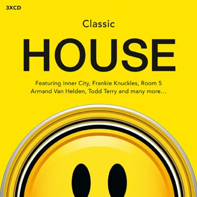 Classic house various artists songs reviews credits for Old house music classics