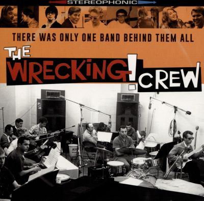 The Wrecking Crew! [sound recording]