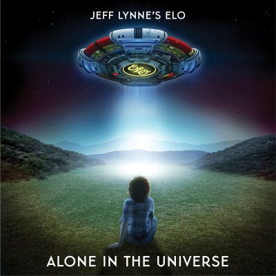 Alone in the universe / ELO.