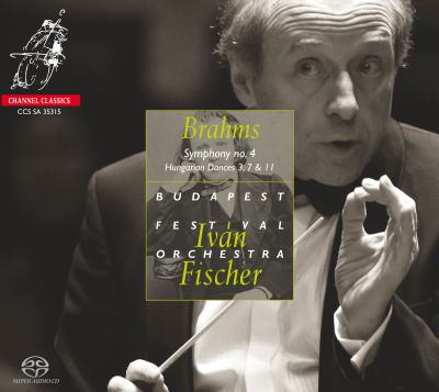 Brahms: Symphony No. 4; Hungarian Dances 3, 7 & 11