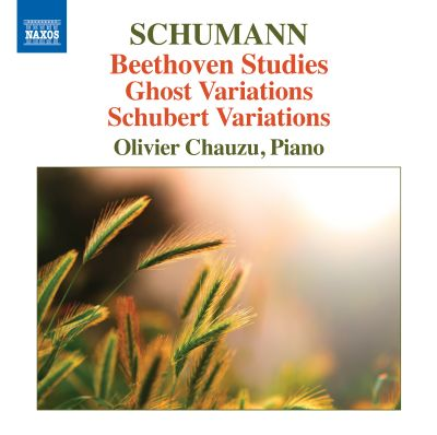 Schumann: Beethoven Studies; Ghost Variations; Schubert Variations