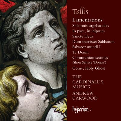 Tallis: Lamentations and Other Sacred Music