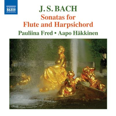 J.S. Bach: Sonatas for Flute and Harpsichord