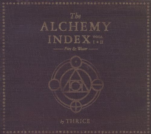 The Alchemy Index: Vols. I-II: Fire & Water