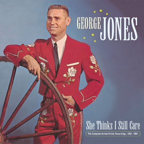 She Thinks I Still Care: The Complete United Artists Recordings, 1962-1964 [Bear Family