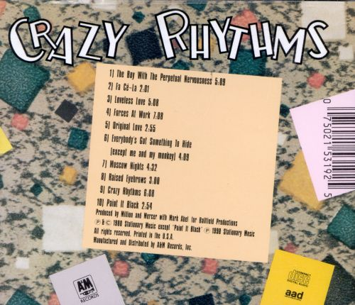 Image result for crazy rhythm the feelies pictures