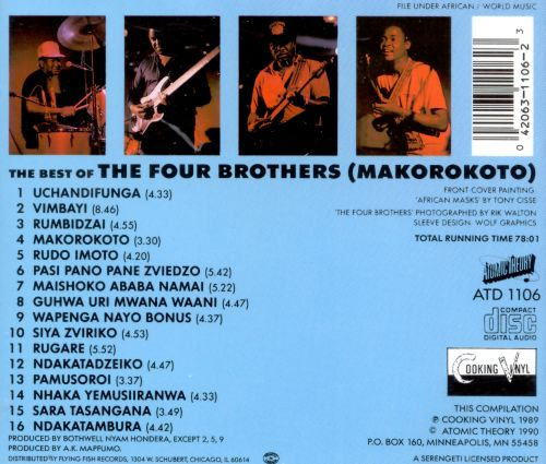Best of the Four Brothers: Makorokoto