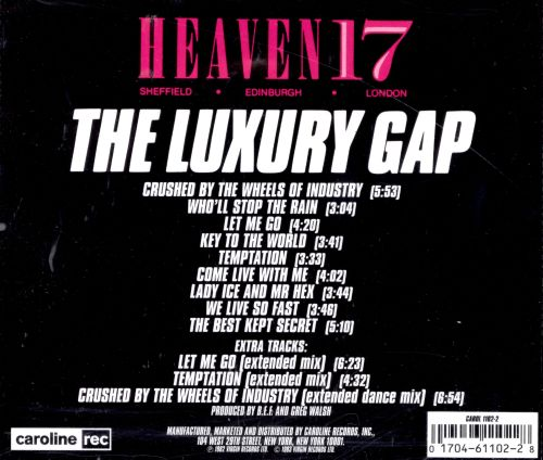The Luxury Gap