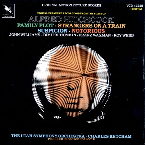 Music from Alfred Hitchcock Films