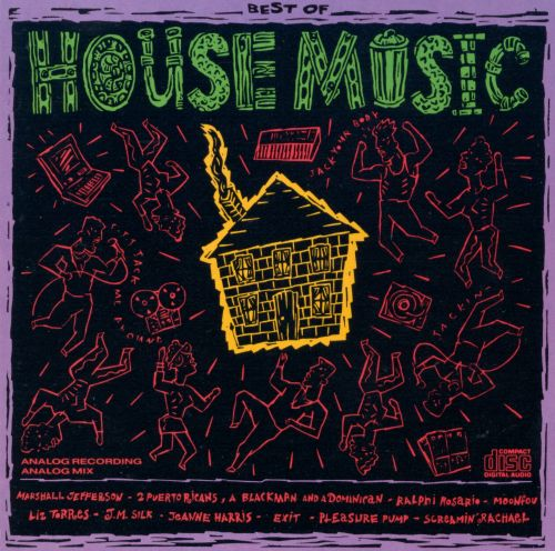 Best of house music vol 1 various artists songs for Top ten house music songs