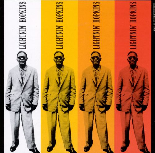 Lightnin Hopkins Blues In My Bottle