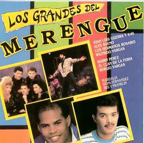 Los grandes del merengue vol 3 various artists songs for Alex bueno jardin prohibido