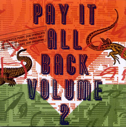 Pay It All Back, Vol. 2