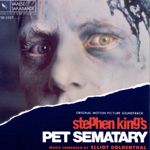Stephen King's Pet Sematary [Original Motion Picture Soundtrack]