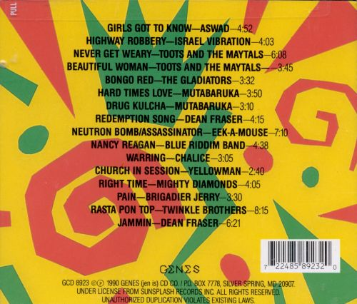 The Best of Reggae Sunsplash