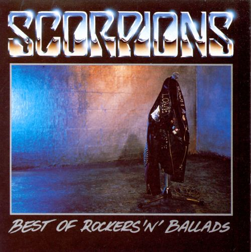 The Best of Rockers 'N' Ballads