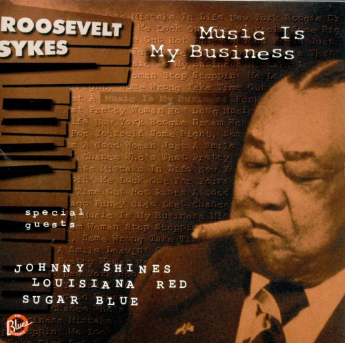 Music Is My Business [Blues Alliance]