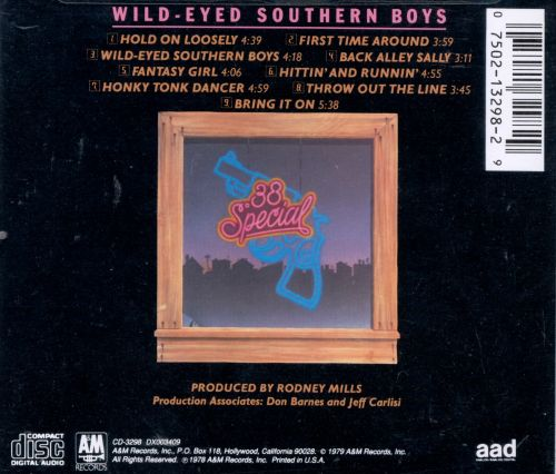 Wild-Eyed Southern Boys