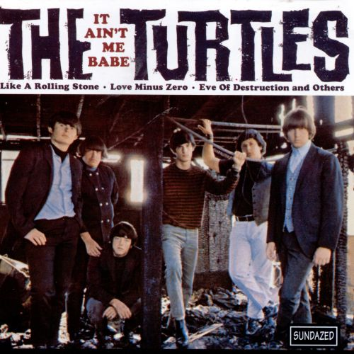 It Ain T Me Babe The Turtles Songs Reviews Credits