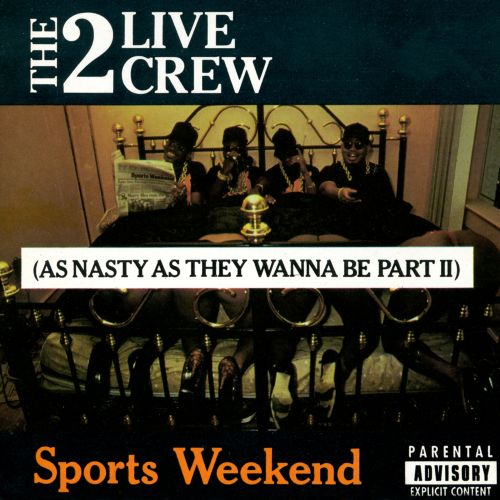 Sports Weekend: As Nasty as They Wanna Be, Pt. 2
