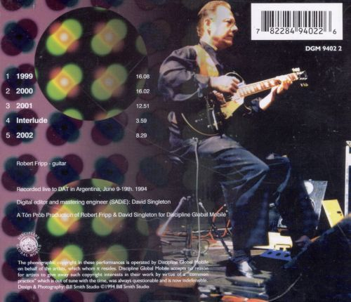 1999 Soundscapes: Live in Argentina