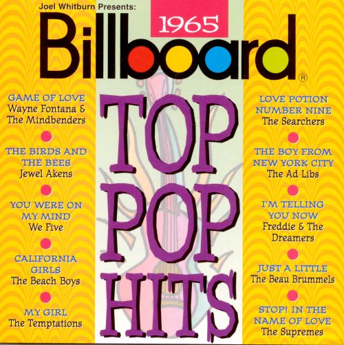 Billboard Top Pop Hits: 1965
