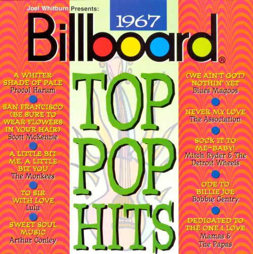 Billboard Top Pop Hits: 1967