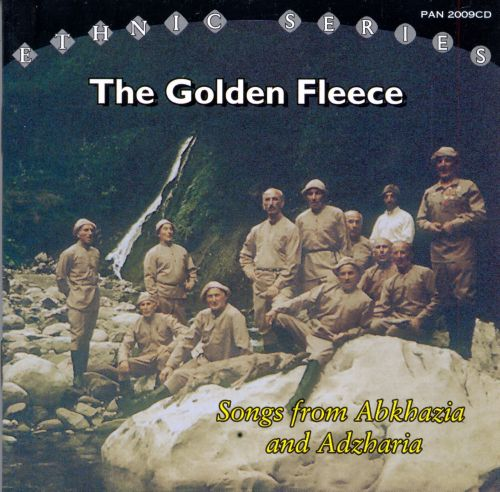 The Golden Fleece - Caucasus, Vol. 2: Songs From Abkhazia & Adzharia