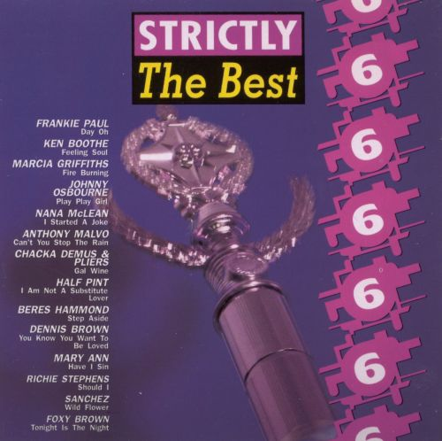 Strictly the Best, Vol. 6