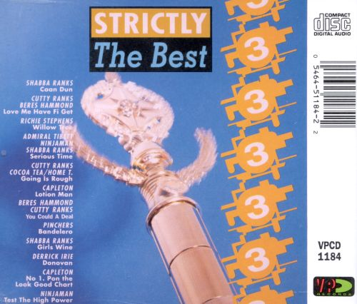 Strictly the Best, Vol. 3