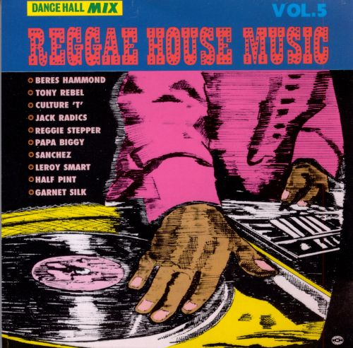 Reggae house music vol 5 various artists songs for House music bands