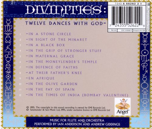 Divinities: Twelve Dances with God