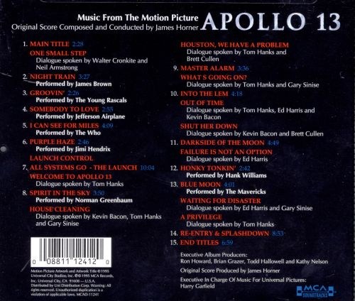 Apollo 13 [Music from the Motion Picture]
