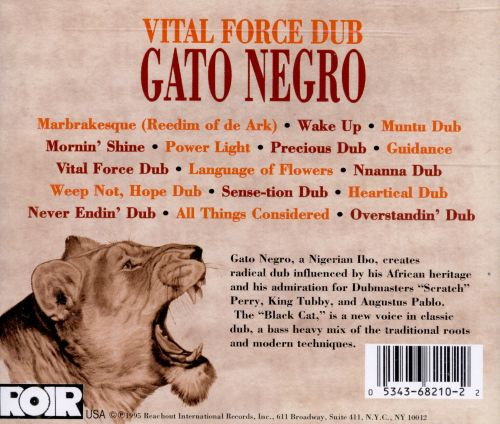 Vital Force Dub