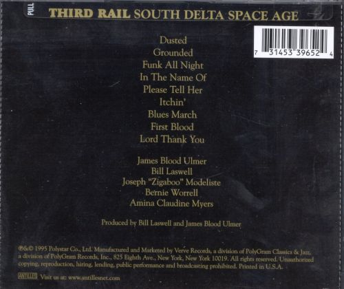 Third Rail - South Delta Space Age