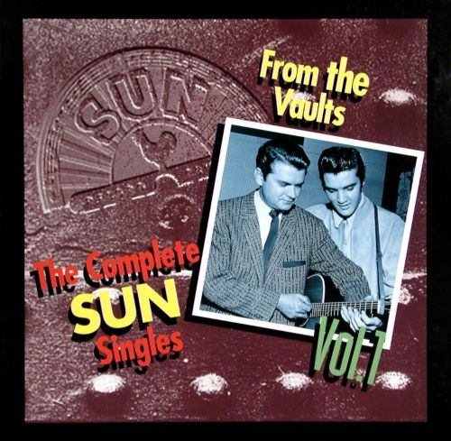 The Complete Sun Singles, Vol. 1