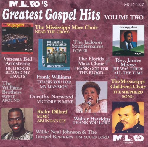 Malaco's Greatest Gospel Hits, Vol. 2