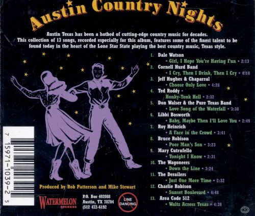 Austin Country Nights: Rising Stars from the Heart of Texas