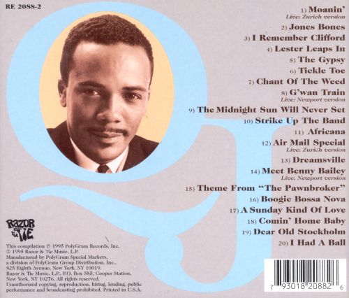 Pure Delight: The Essence of Quincy Jones and His Orchestra (1953-1964)