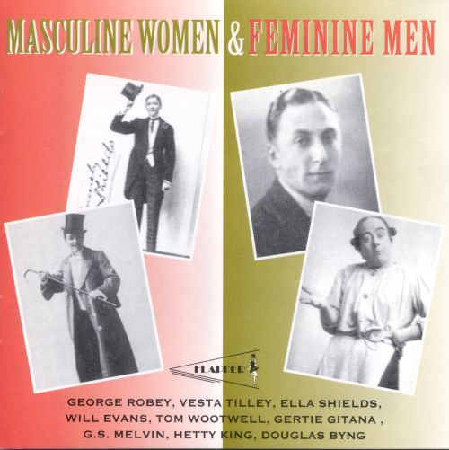 Masculine Women and Feminine Men