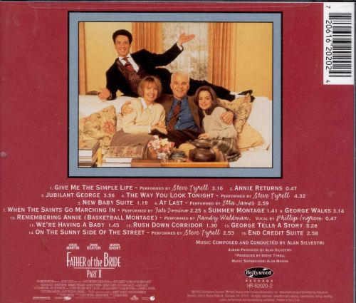 Father of the bride soundtrack itunes free