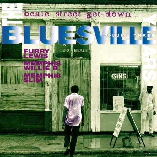 The Bluesville Years, Vol. 3: Beale Street Get-Down